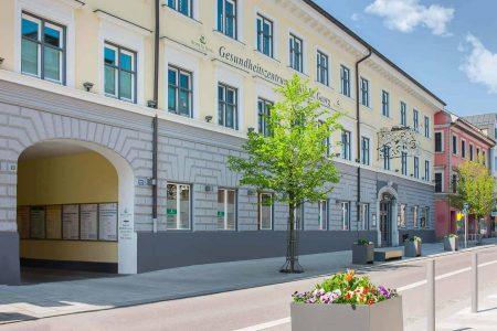 Gesundheitszentrum Klinik St. Georg